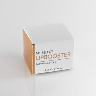 Packaging lipbooster