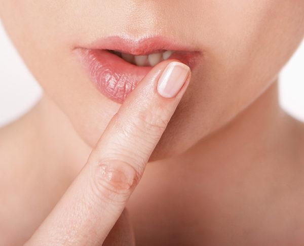 M1 Select lipbooster Anwendung