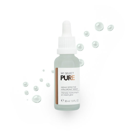 M1 SELECT PURE HYALURONIC SERUM