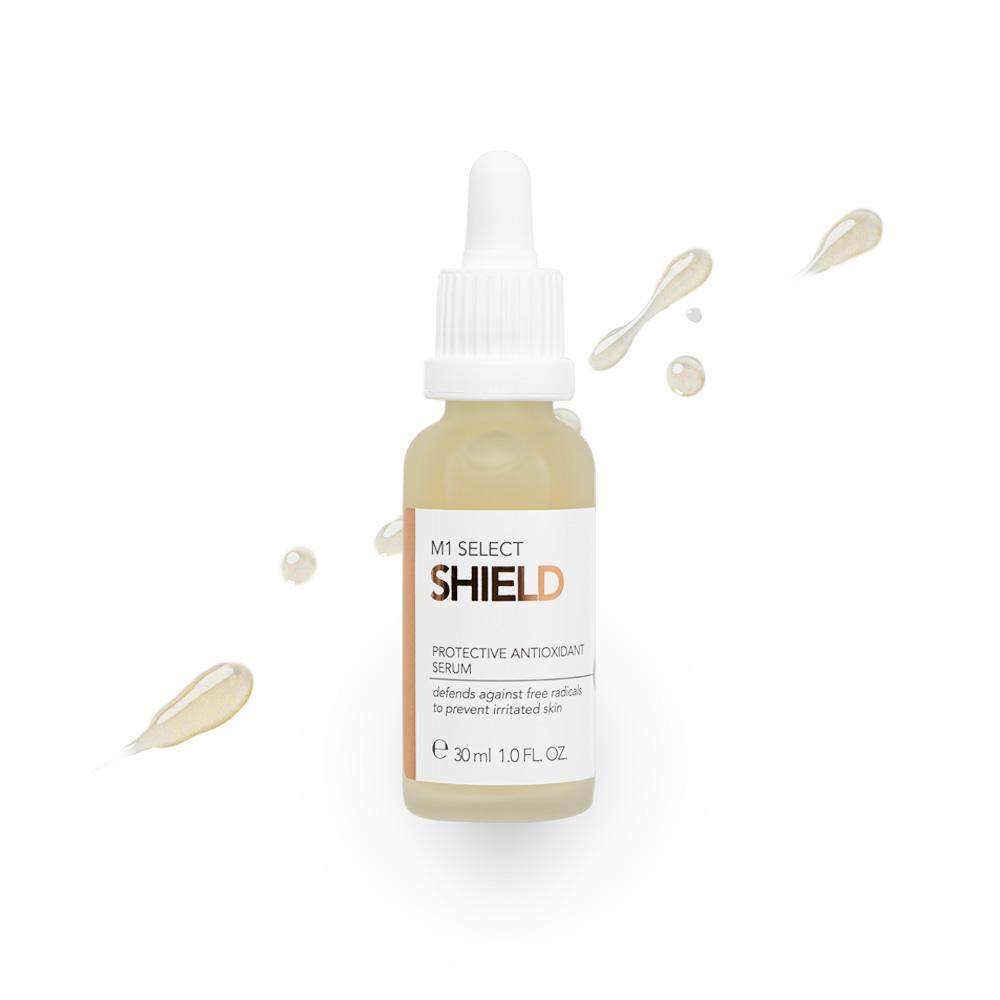 Shield Antioxidantien-Serum mit Wirkstoffkomplex gegen Hautalterung