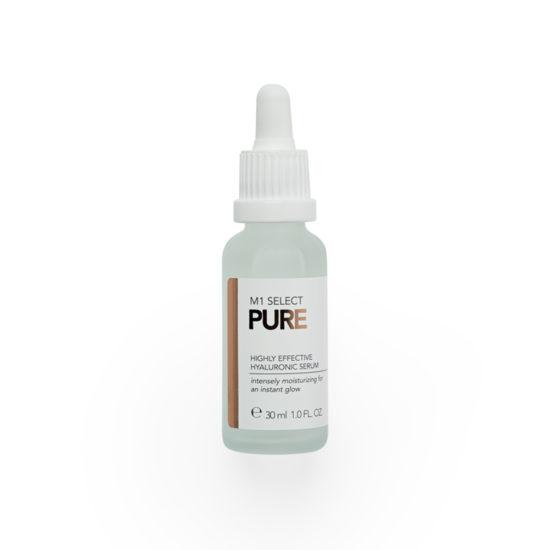 Hyaluron-Serum PURE von M1 SELECT ohne Verpackung