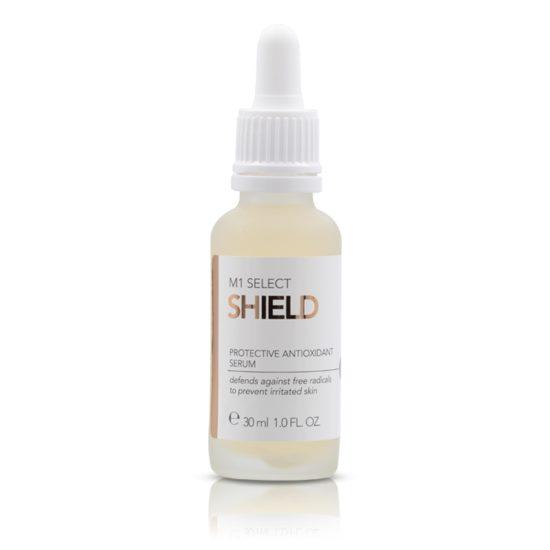 Antioxidants-Serum zum Schutz vor umweltbedingter Hautalterung