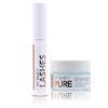 Perfekt Eyes Set von M1 Select, enthält das Lashes und die Pure Rich Eye Cream.
