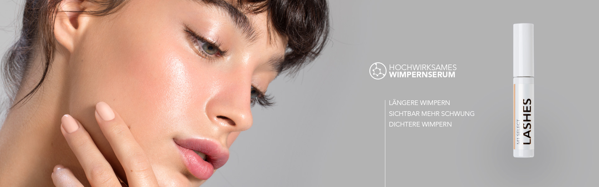 M1 SELECT LASHES Wimpernserum