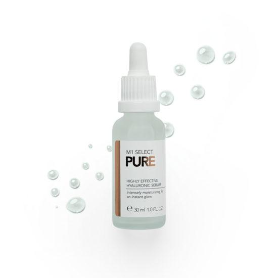 M1 Select Pure Serum Poduktfoto
