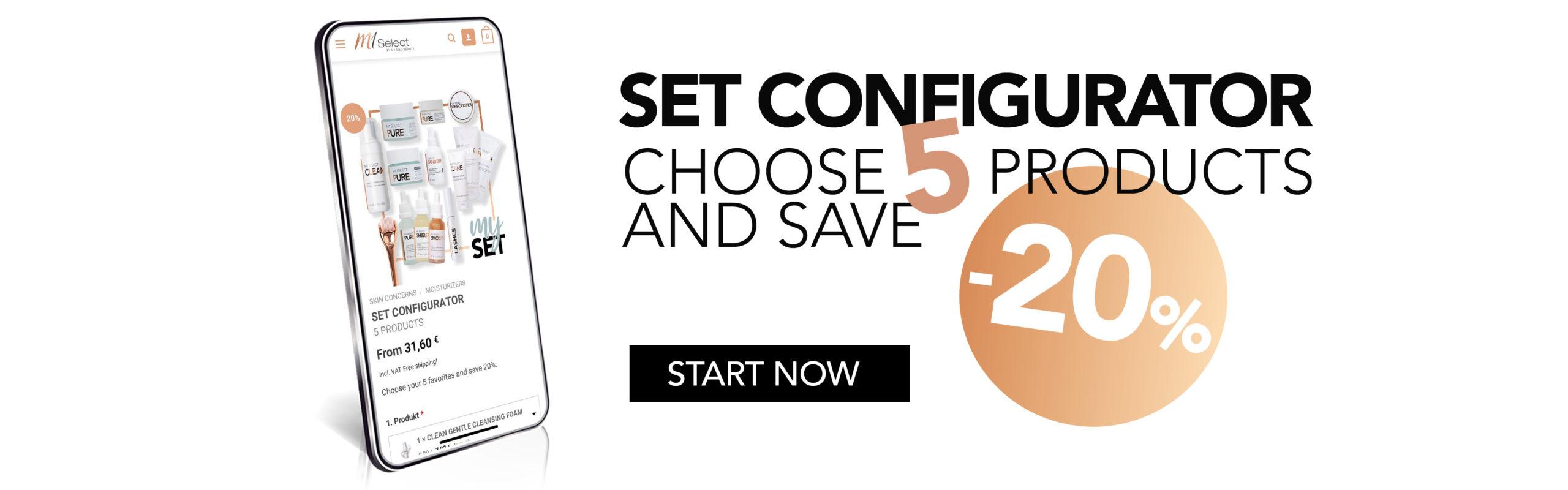 M1 Select Set Configurator