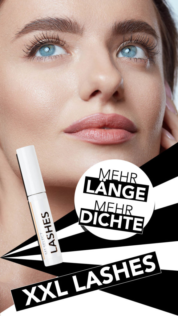 M1 Select XXL Lashes